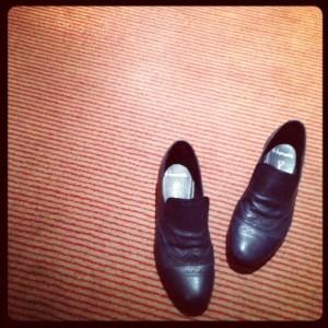 Homers の靴  〜パリ編〜