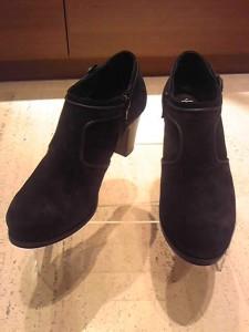 HOMERSのブーツ