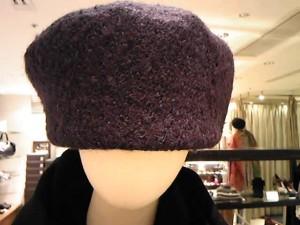 Put onの帽子