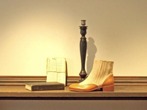 Luca Grossi 春のブーツ