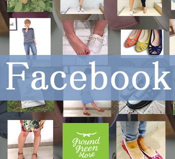 グラウンドグリーンストアのFacebookオープン