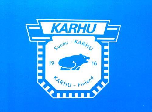 KARHU再入荷致しました!