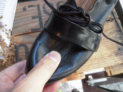 柔らかい靴 POMME DOR