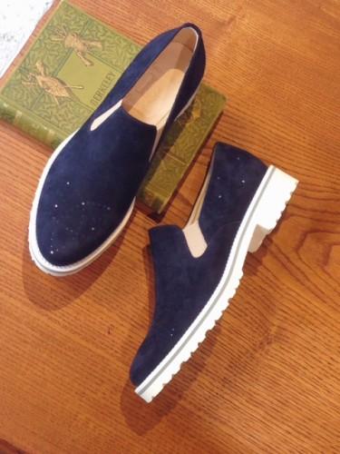 雨の日の靴選び