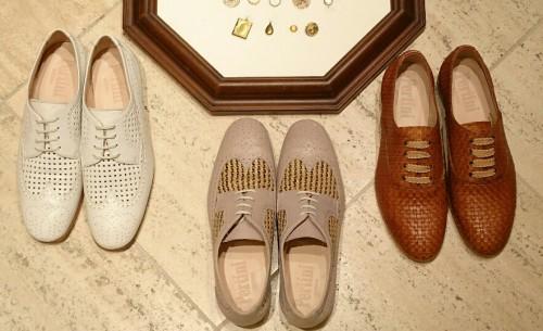 秋まで使える靴