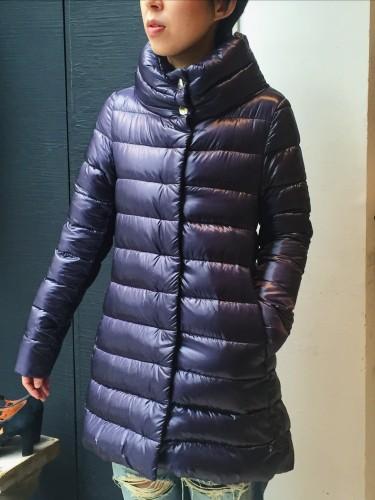 コートが着れる季節はもうすぐ