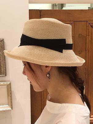 そろそろ帽子!ohminami yukariの帽子!
