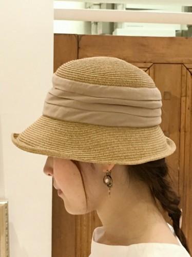 母の日にもおすすめな、ohminamiの帽子