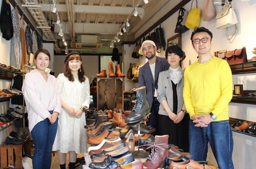ついに最終回!ショセ前田氏インタビュー第四弾< ~靴職人である父親の存在編~ >