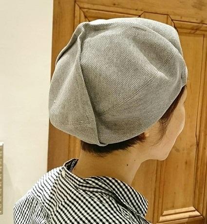 夏の帽子展 6月3日まで!