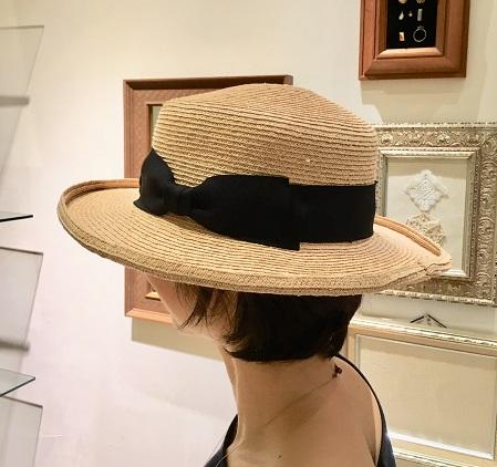 【ohminami yukari】夏の帽子展 明日から☆
