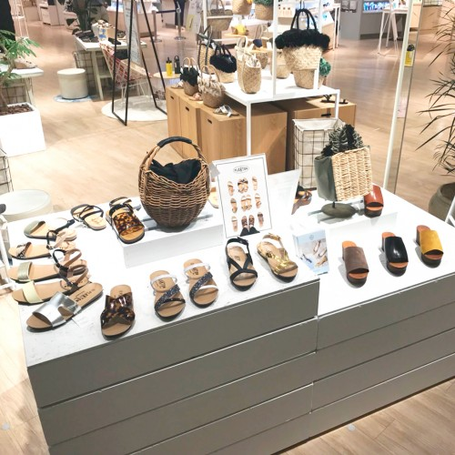 7/17(火)まで「サマーリゾートフェス」ground green store阪神百貨店
