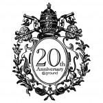 ground20周年のごあいさつ&新作のご紹介